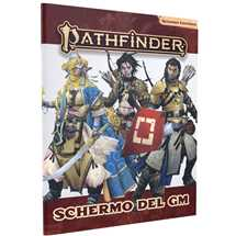 Pathfinder Schermo del GM (Seconda Edizione)