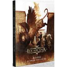 Lex Arcana - Aegyptus: Le Sabbie del Tempo e dell'Oro