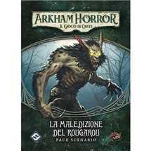 Arkham Horror LCG - La Maledizione del Rougarou