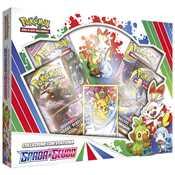 Pokemon Spada e Scudo Starter Figure Box