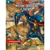 Dungeons & Dragons 5a ed. - Mythic Odysseys of Theros