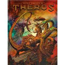 Dungeons & Dragons 5a ed. - Mythic Odysseys of Theros (Alternate Cover)