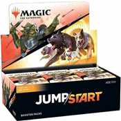 Box MTG - M21 Core Set Jumpstart Booster Display (24 Buste)