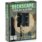 Deckscape - Fuga da Alcatraz
