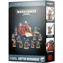 70-59 Start Collecting! Adeptus Mechanicus
