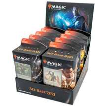 MTG - M21 Core Set Planeswalker Deck Display (10