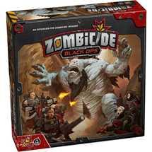 Zombicide Invader - Black Ops