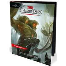 Dungeons & Dragons 5a ed. - D&D - Fuga dall'Abisso