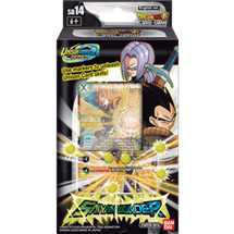 Dragon Ball Super Starter Deck 14 Saiyan Wonder