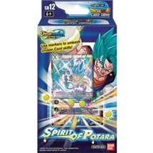 Dragon Ball Super Starter Deck 12 Spirit of Potara