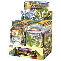 Box 8x Mazzi Pokemon Spada e Scudo Fiamme Oscure ITA