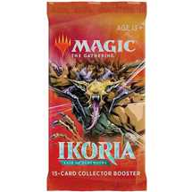MTG Ikoria Terra dei Behemoths Collector Booster
