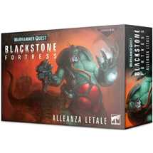 BF-13 Warhammer Quest Blackstone Fortress Alleanza Letale