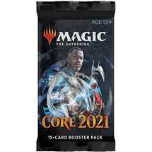 MTG - M21 Core Set Draft Booster Pack