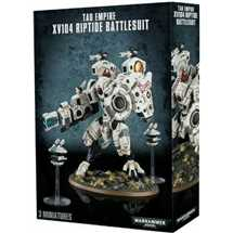 56-13 Tau Empire XV104 Riptide Battlesuite