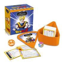 Dragon Ball Super Trivial Pursuit Board Trivia Game