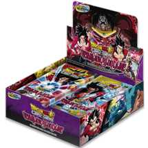 Dragon Ball Super Set 11 Unison Warrior Series Set 2 Booster Box 9 (24 buste)