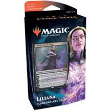 MTG - M21 Core Set Planeswalker Deck Liliana