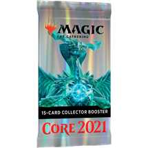 MTG - M21 Core Set Collector Booster