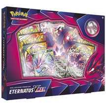 Pokemon  Collezione Premium Eternatus- VMAX