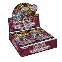 Box YGO LEGENDARY DUELISTS Rage of Ra (36 buste)