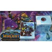 Porta Mazzo - Deck Box - World of Warcraft - Prete