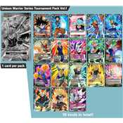 Dragon Ball Unison Warrior Series Tournament Kit Vol.1