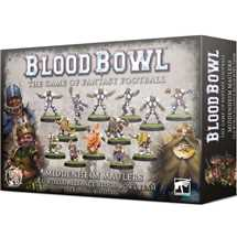 202-104 Blood Bowl - Middenheim Maulers