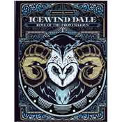 Dungeons & Dragons 5a ed. - Icewind Dale: Rime of the Frostmaiden (Alternate Cover)