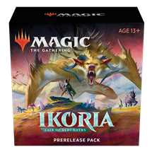 MTG Ikoria Terra dei Behemoths Prerelease Kit