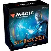 MTG Set Base 2021 Prerelease Kit