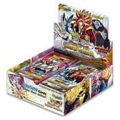 Dragon Ball Super Set 10 Unison Warrior Booster Box 9 (24 buste)