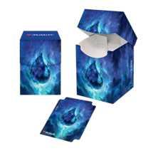 E-18290 Porta Mazzo 100 + Deck Box - Magic: The Gathering Celestial Island