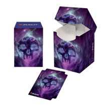 E-18291 Porta Mazzo 100 + Deck Box - Magic: The Gathering Celestial Swamp