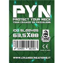 Deck Protector PYN Sleeves 63,5x88mm