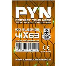 Deck Protector PYN Sleeves 41x63mm