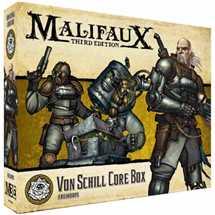 WYR23504 M3E: Von Schill Core Box