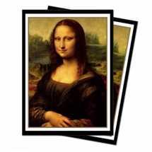 E-85859 Sleeves Standard - Fine Art - Mona Lisa (65 Sleeves)