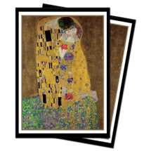 E-15297 Sleeves Standard - Fine Art - The Kiss (100 Sleeves)