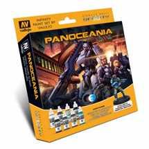 70231 Infinity: Model Color Set: Infinity Panoceania Exclusive Miniature - EN