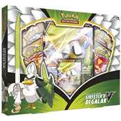 Pokemon Galarian Sirfetch' d V Box