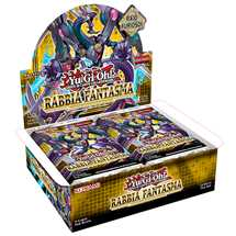 Box YGO Phantom Rage 1a ed. display 24 buste