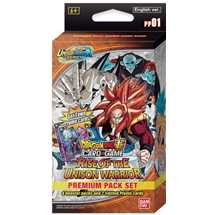 Dragon Ball Super  Premium Pack Set 01