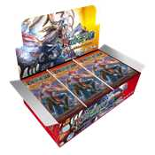 Box FOW Force of Will La Epopeya del Señor de los Dragones (36 booster packs) ESP