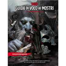 Dungeons & Dragons 5a ed. - D&D - Guida di Volo ai Mostri