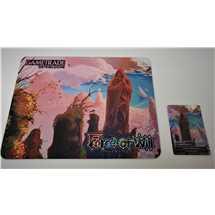 Mouse Pad FoW Memoria del Sovrano  + Promo Foil Limited Ed.