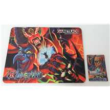 Mouse Pad FoW Mefisto  + Promo Foil Limited Ed.