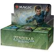 MTG - Zendikar Rising Draft Booster Display (36 Packs) - IT
