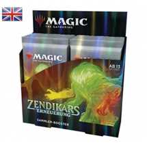 MTG - Zendikar Rising Collector Booster Display (12 Packs) - EN