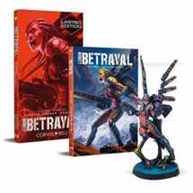 288503 Infinity: Betrayal Graphic Novel - Limited Edition - ENG